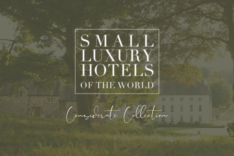 Grove becomes a member of SLH Considerate Collection